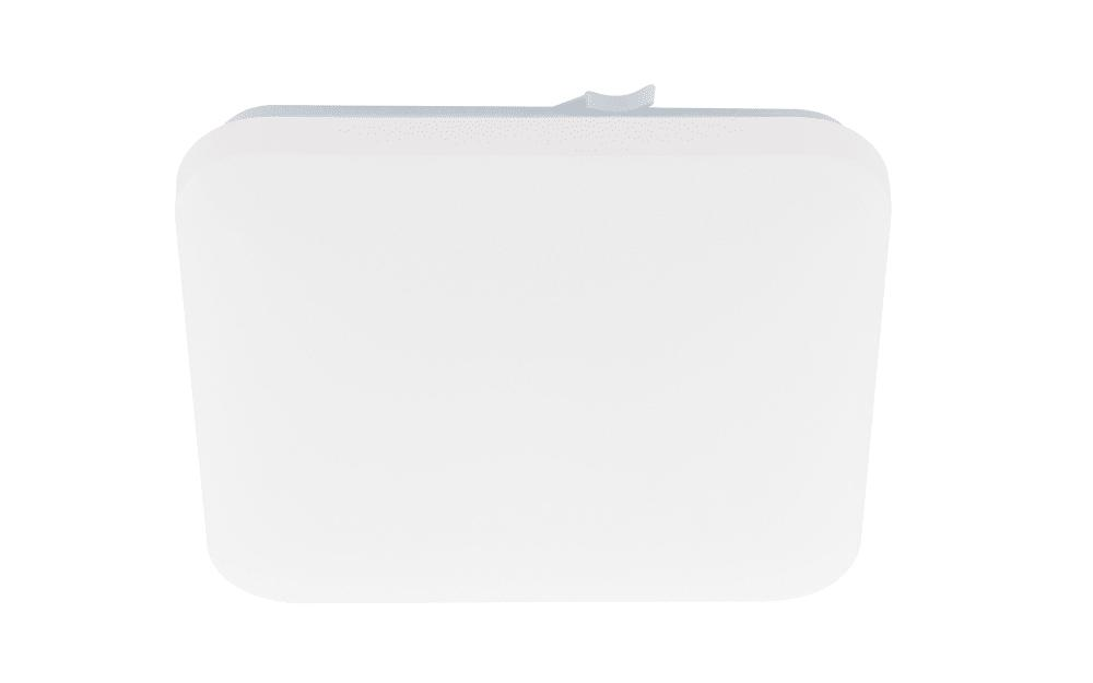 LED-Deckenleuchte Frania in weiß/eckig, 28,5 cm