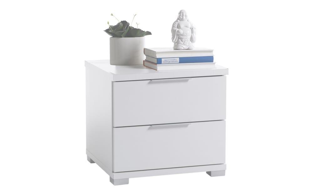 Nachtkonsole 38-223-17 in weiß
