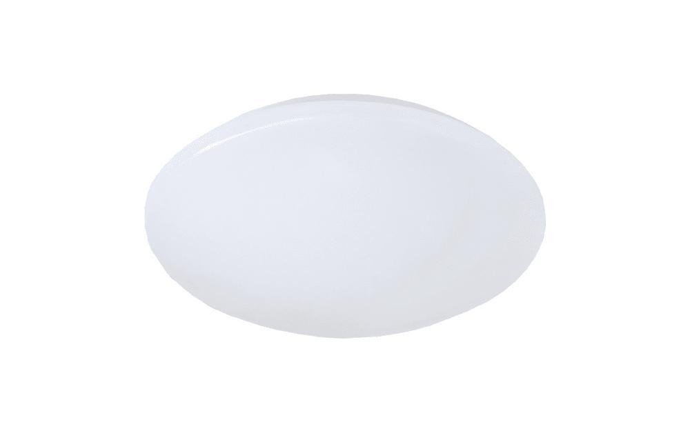 LED-Deckenleuchte Putz II in weiß, 28 cm