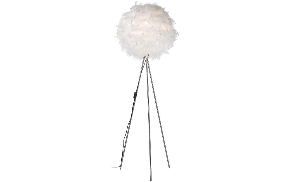 Stehleuchte Ducky in weiß, 150 cm
