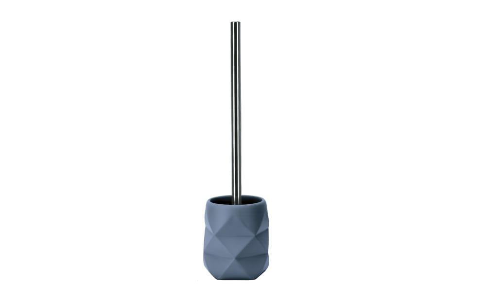 WC-Bürstenhalter Crackle in mare, 39 cm
