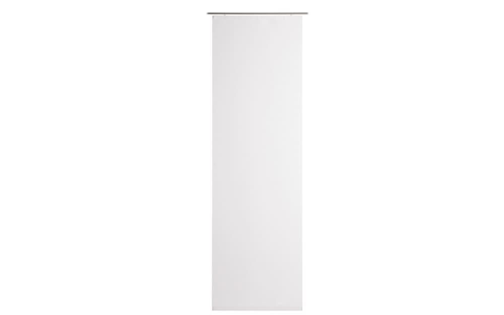 Schiebevorhang Valegro in weiß, 60 x 245 cm