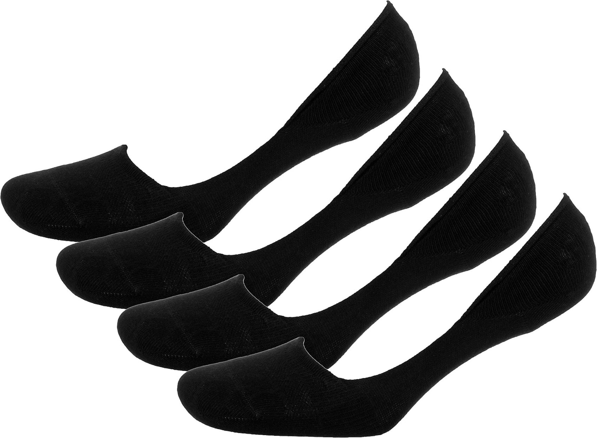 camano Füßlinge schwarz