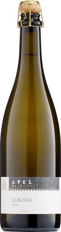 Elbling Sekt brut von Weingut Hubertus M. Apel - Sekt