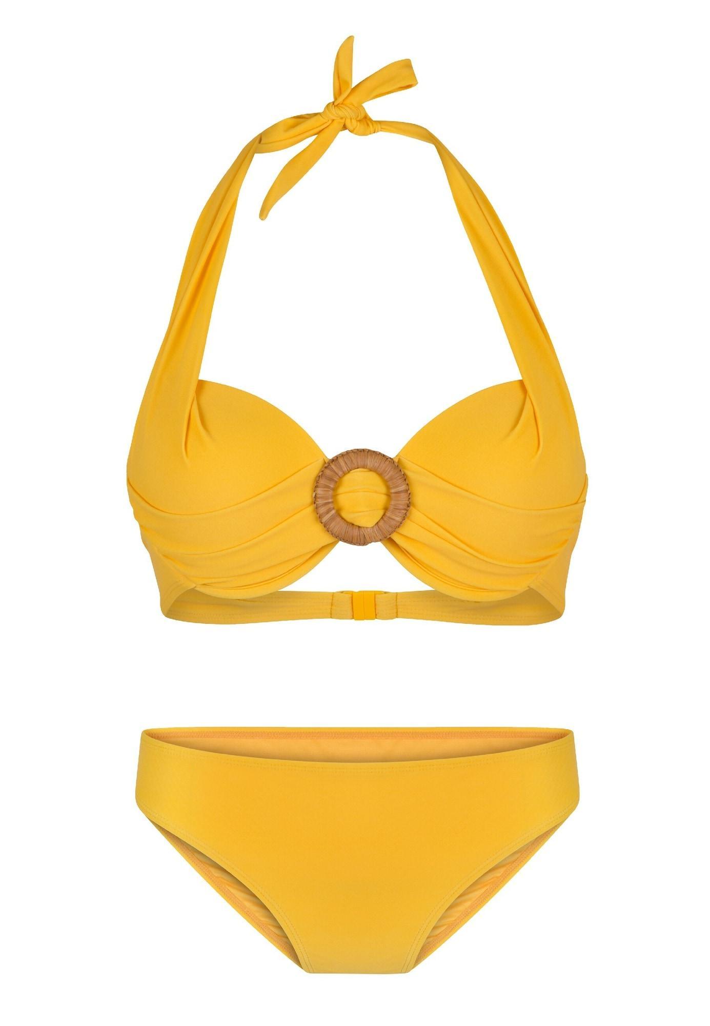 LingaDore Bikini gelb