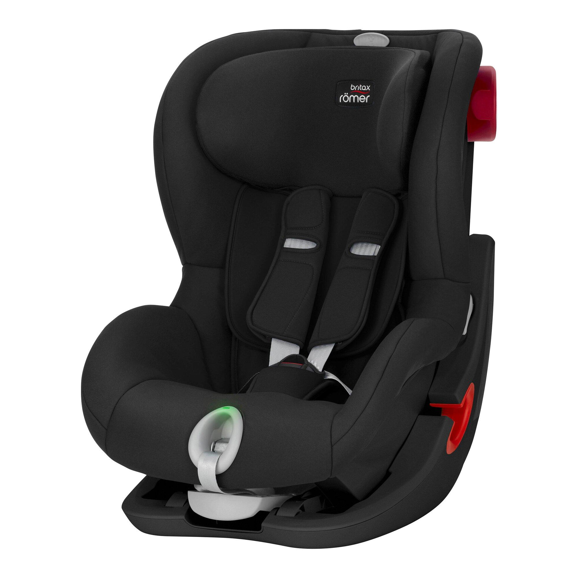 King II LS Kindersitz