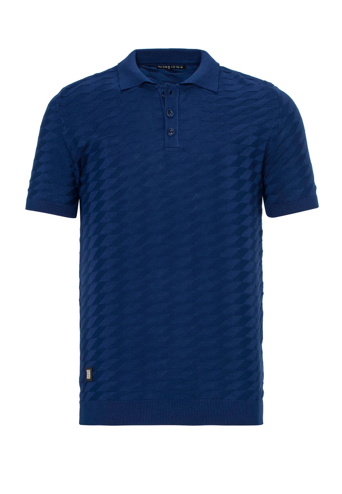 Redbridge Poloshirt 'Provo' navy / blau