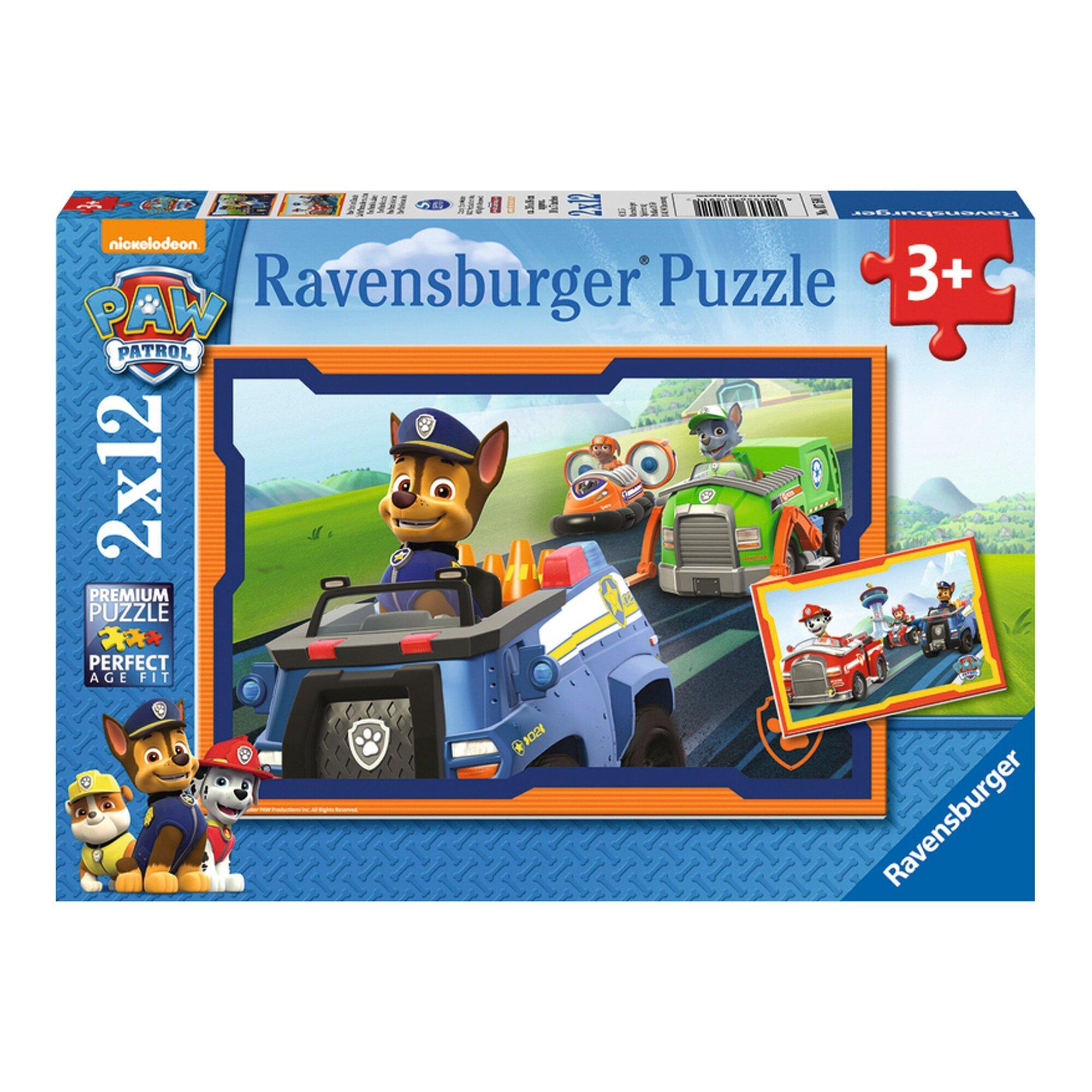 Puzzle - im Einsatz