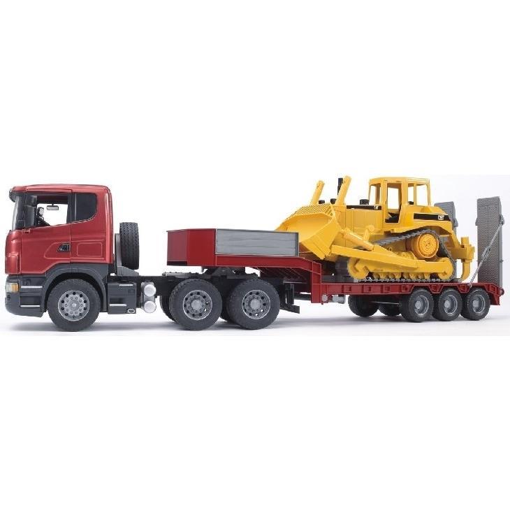Bruder Scania LKW, Spielzeugauto