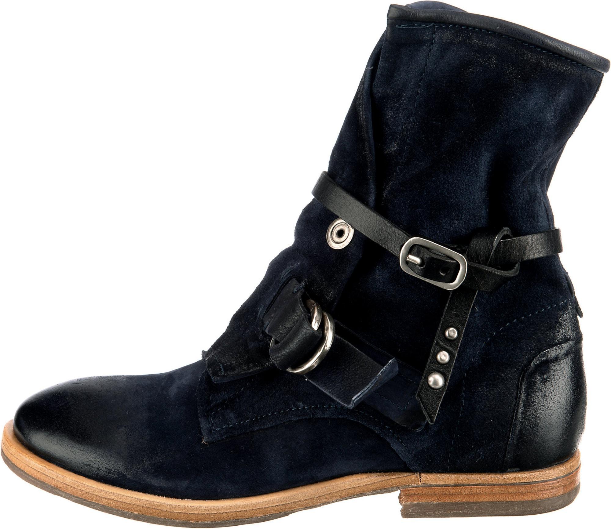 A.S.98 Boots dunkelblau