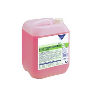 KLEEN PURGATIS Easy Feinwaschmittel, Flüssiges Feinwaschmittel für alle Arten von feinen Geweben und Fasern, 10 Liter - Kanister