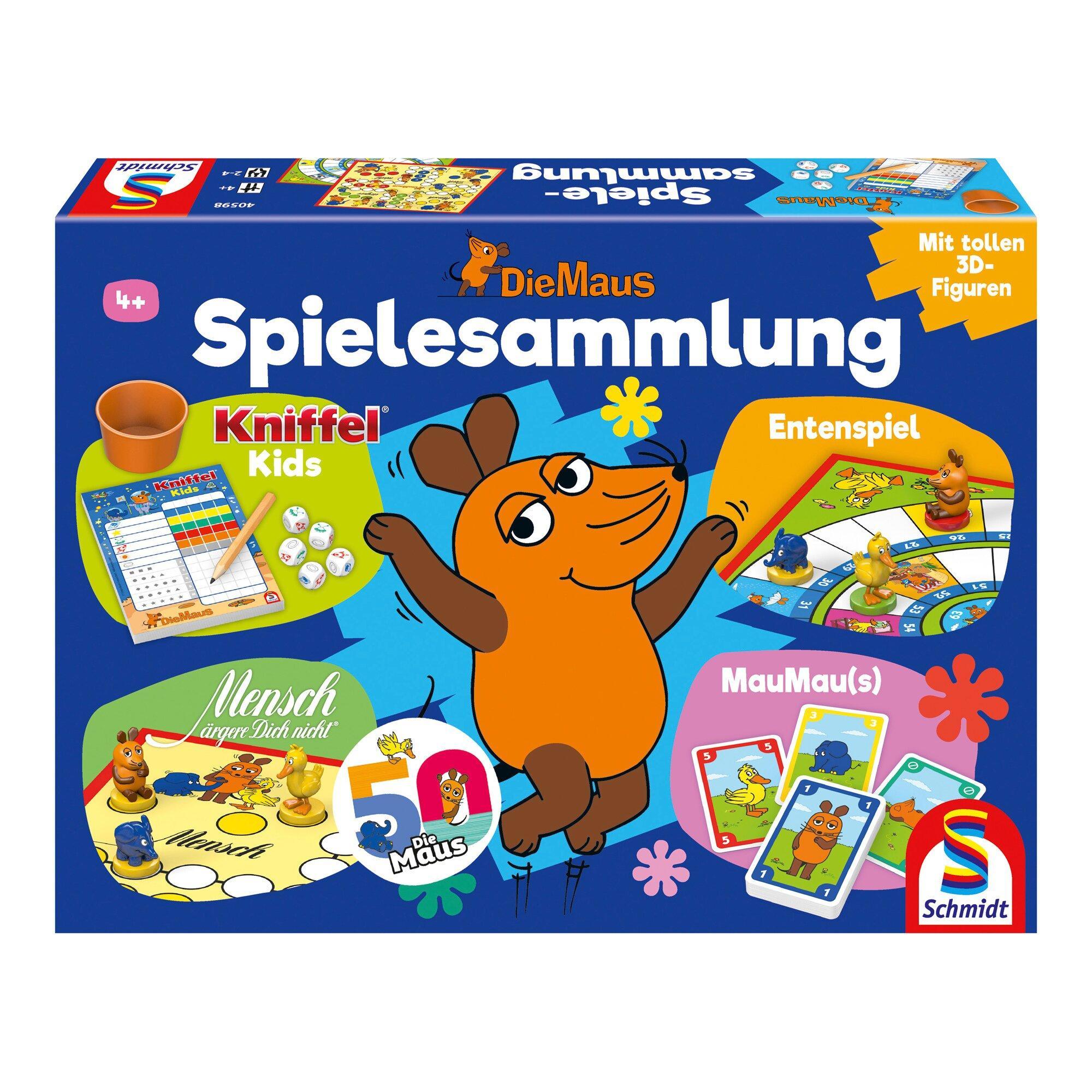 Spielesammlung Die Maus