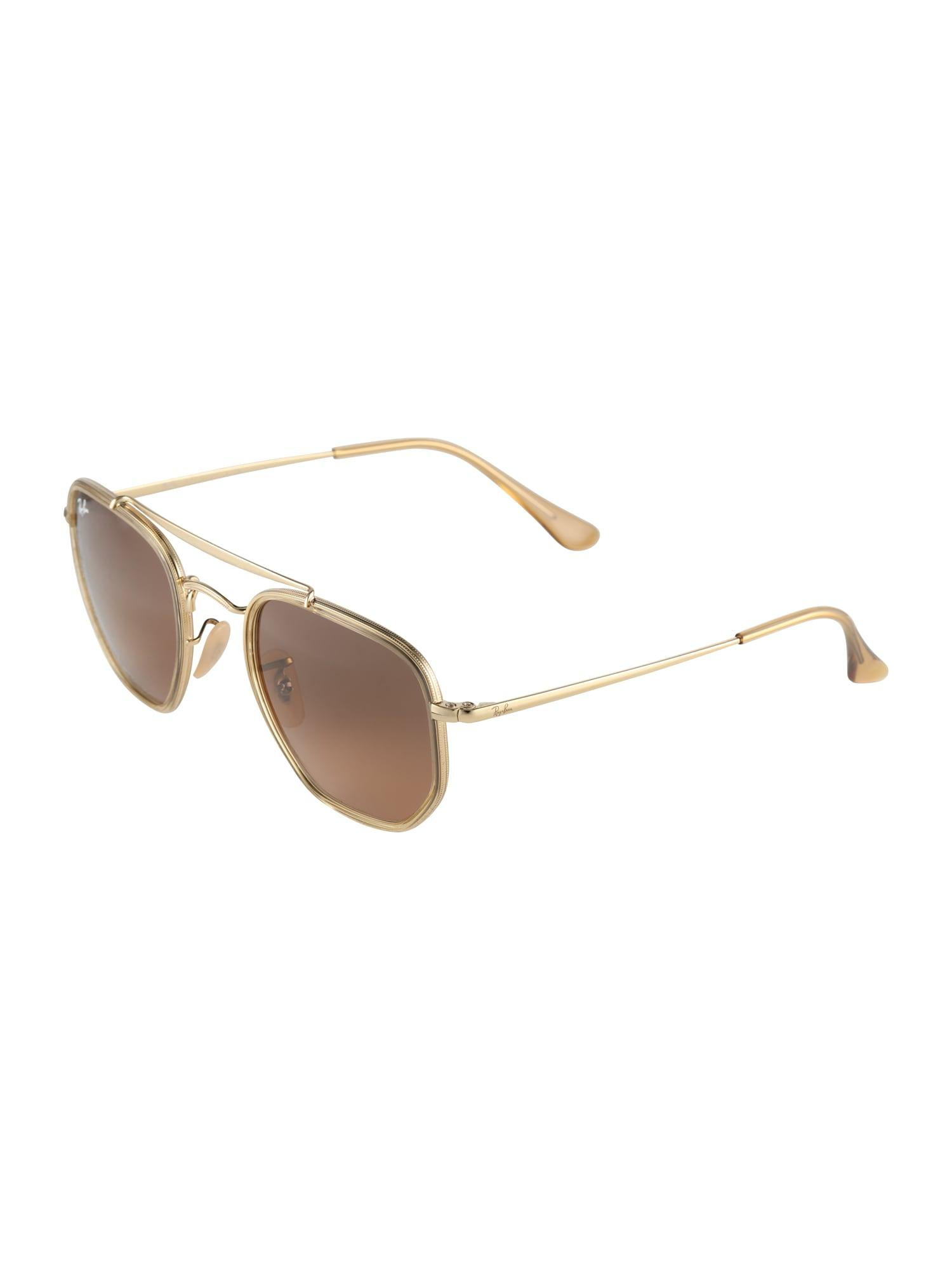 Ray-Ban Sonnenbrille 'THE MARSHAL II' gold