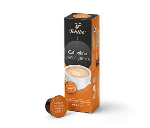 Caffè Crema vollmundig – 10 Kapseln