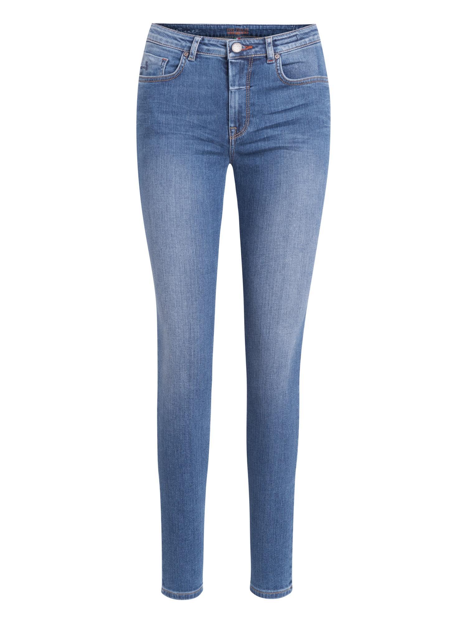 Five Fellas Jeans blau