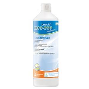 Leracid Eco-Top Kalkreiniger, angemeldet für EU- Ecolabel, 1 Liter - Flasche