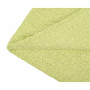Gözze Küchentuch/ Gläserpoliertuch, 50 x 70 cm, Geschirrtuch zum Polieren von Gläsern, 1 Packung = 3 Stück, limonengrün