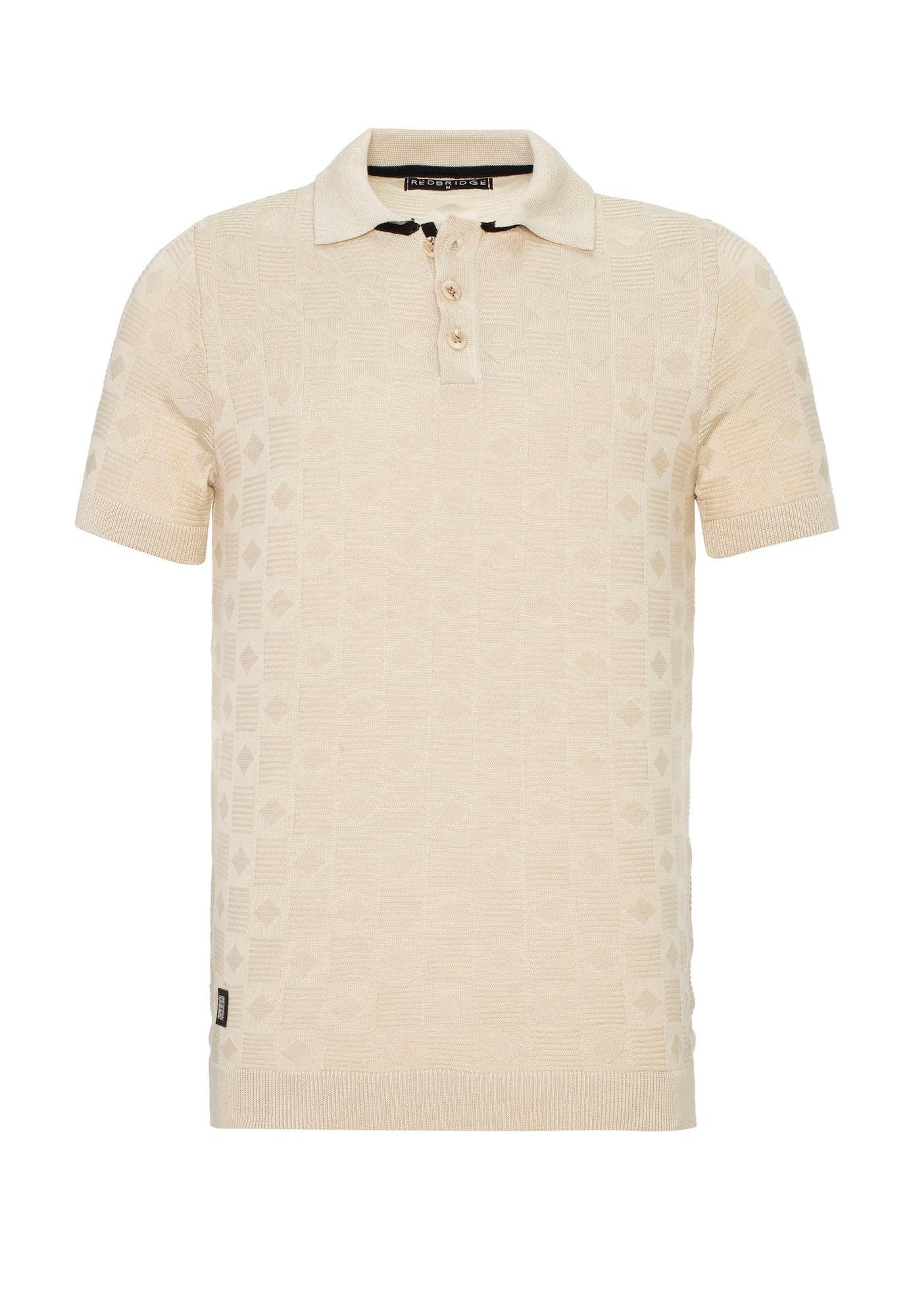 Redbridge Poloshirt 'Odessa' beige
