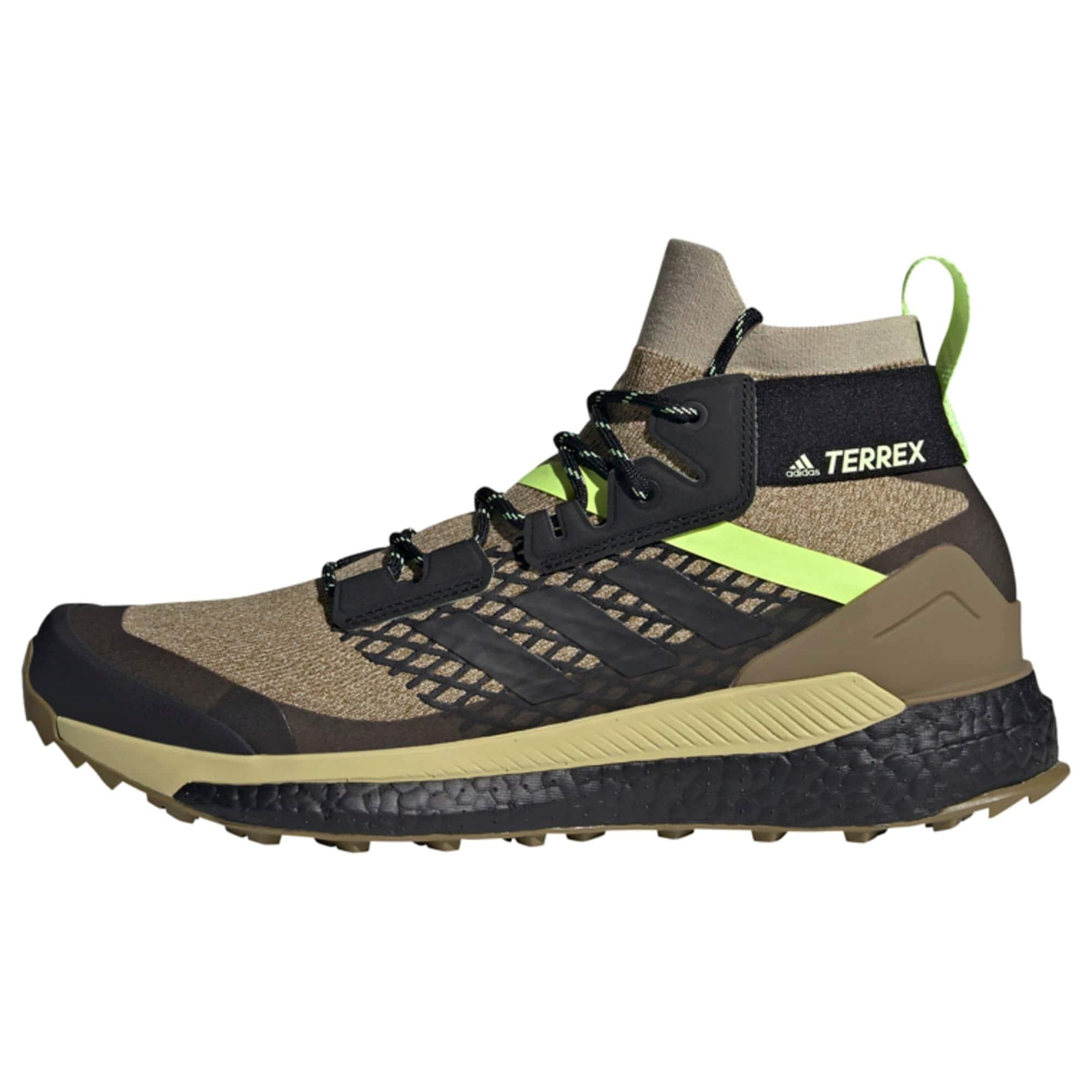 adidas Terrex Wanderschuh grün