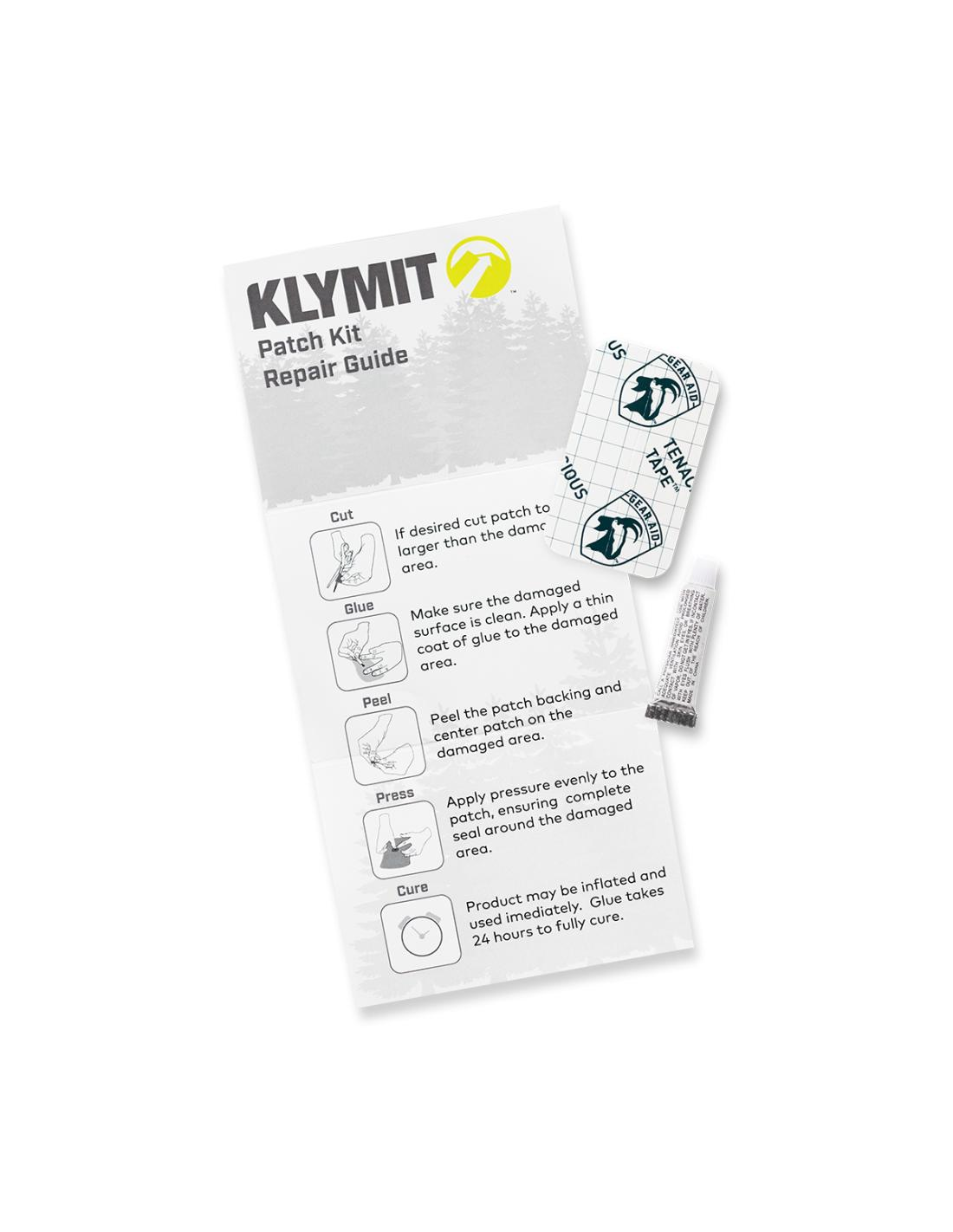 Klymit PATCH KIT - Reparatur-Set