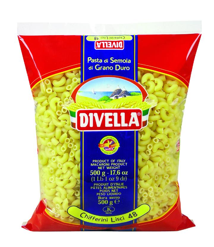 Divella Chifferini Lisci N°48