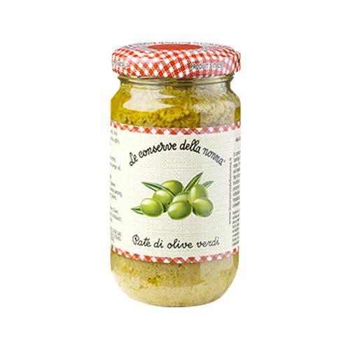Le Conserve della Nonna Paté di Olive Verdi