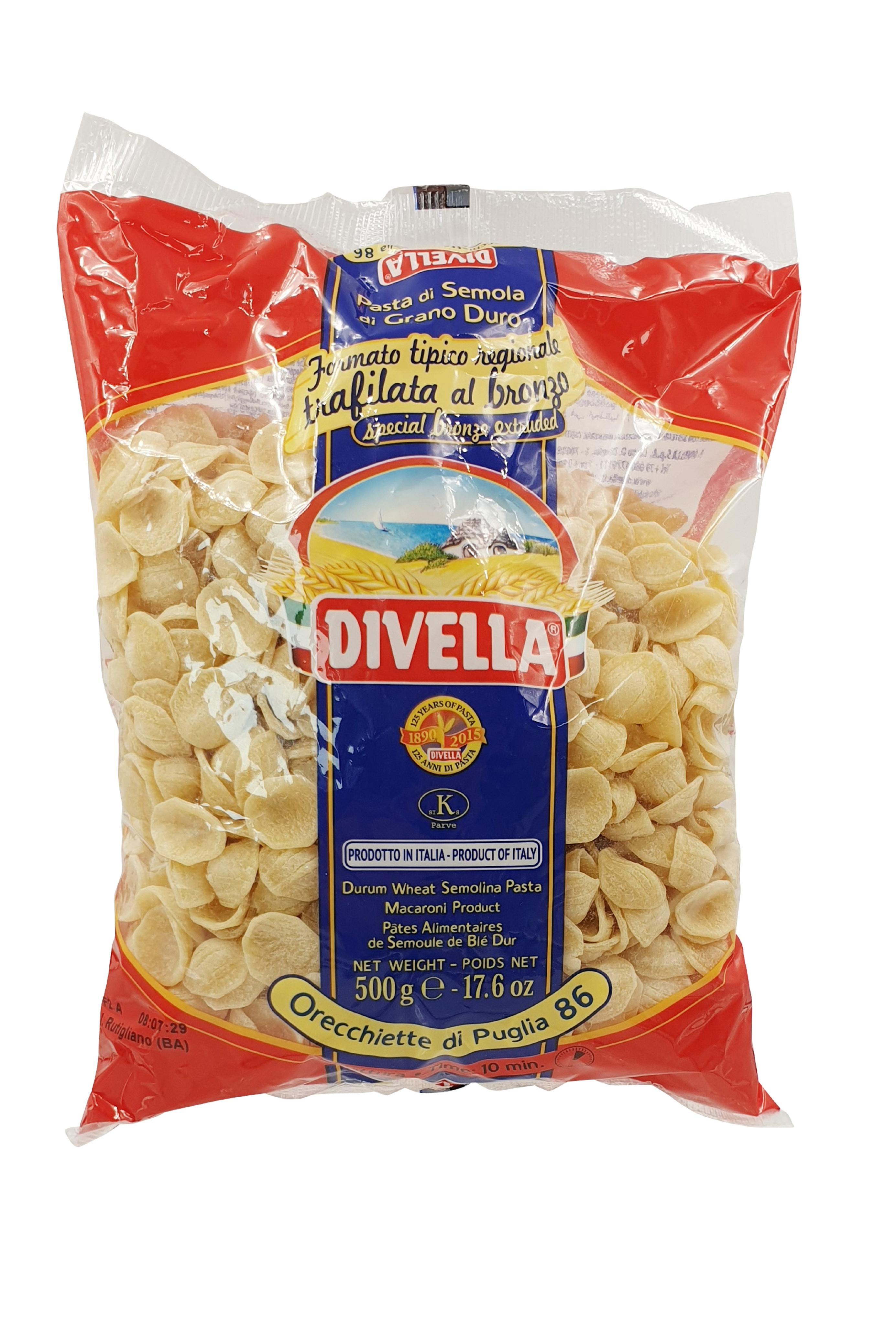 Divella Orecchiette N°86b