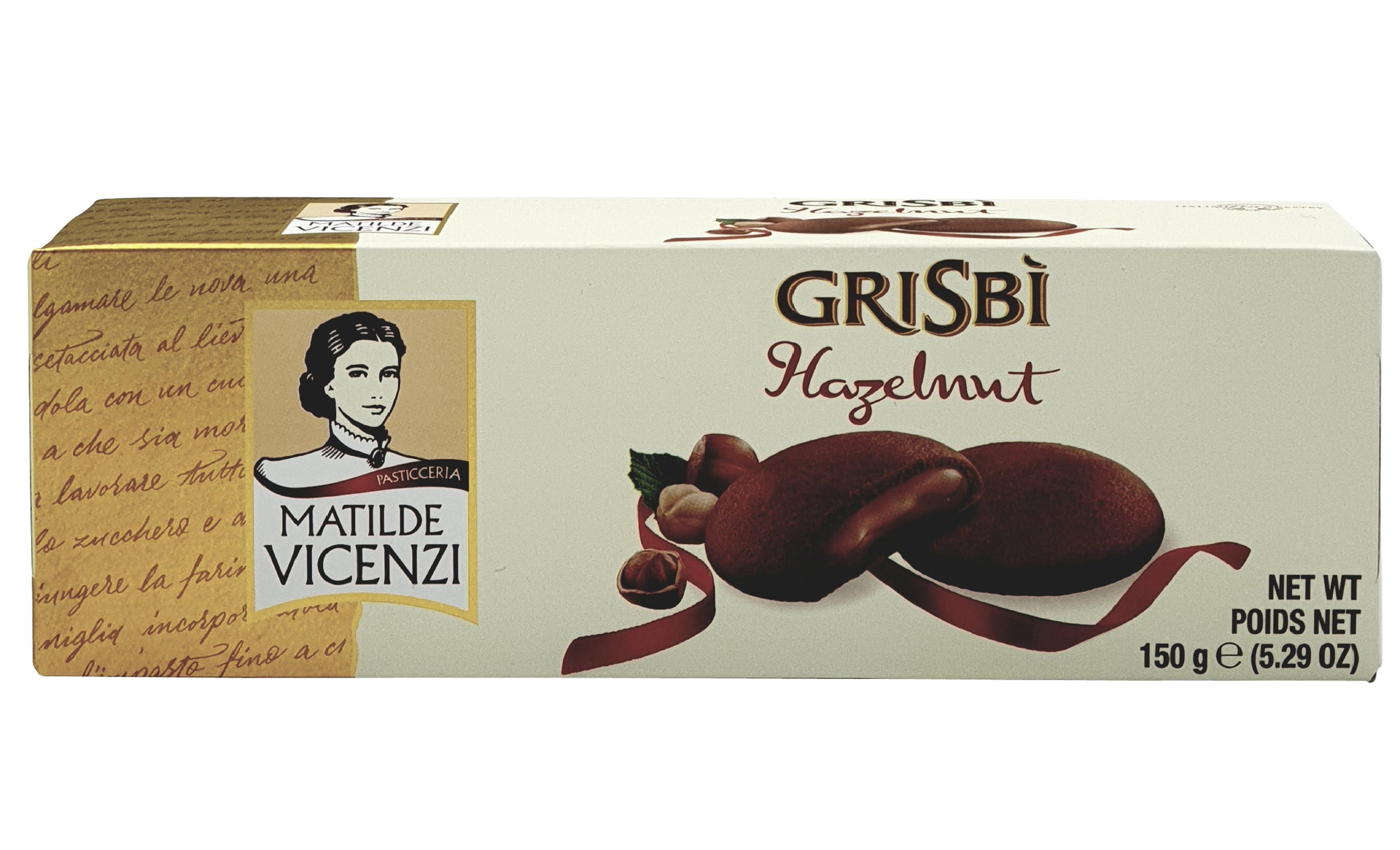 Matilde Vicenzi Grisbì alla Nocciola