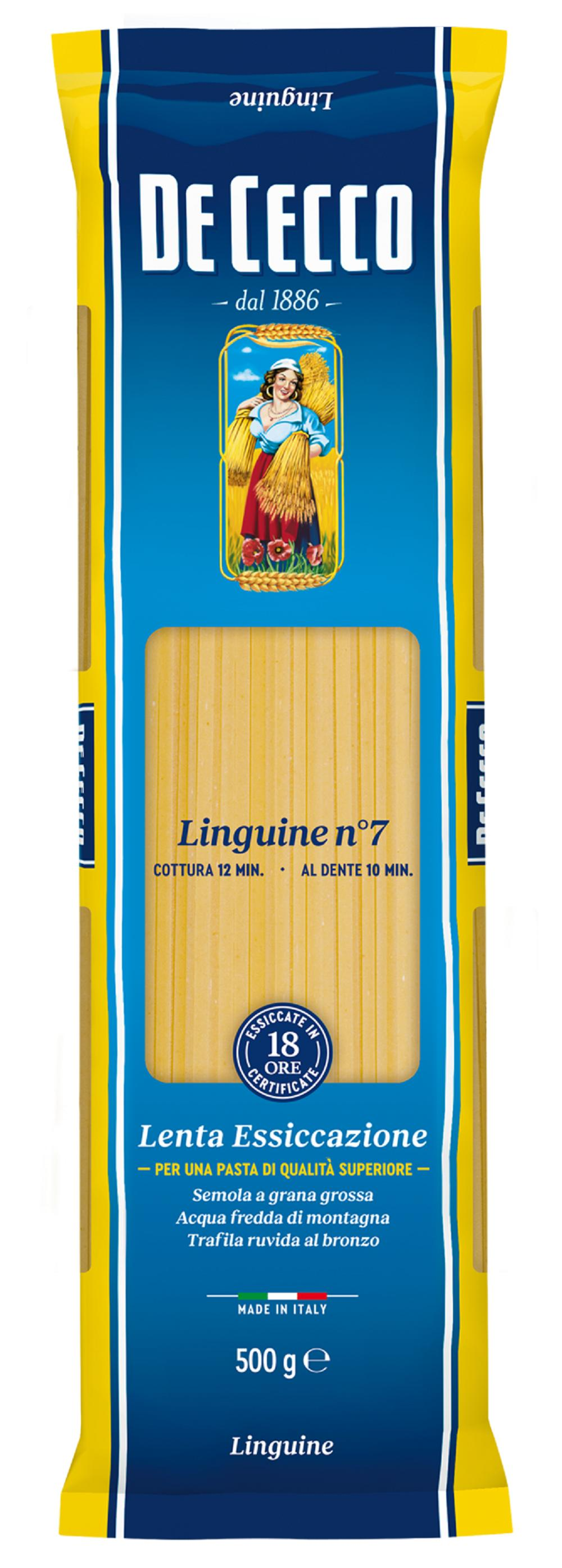 De Cecco Linguine N°7