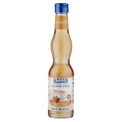 Fabbri Gourmet Syrup Amaretto