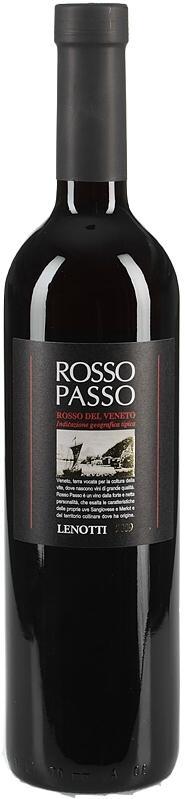 Lenotti Rosso Passo Rosso del Veneto
