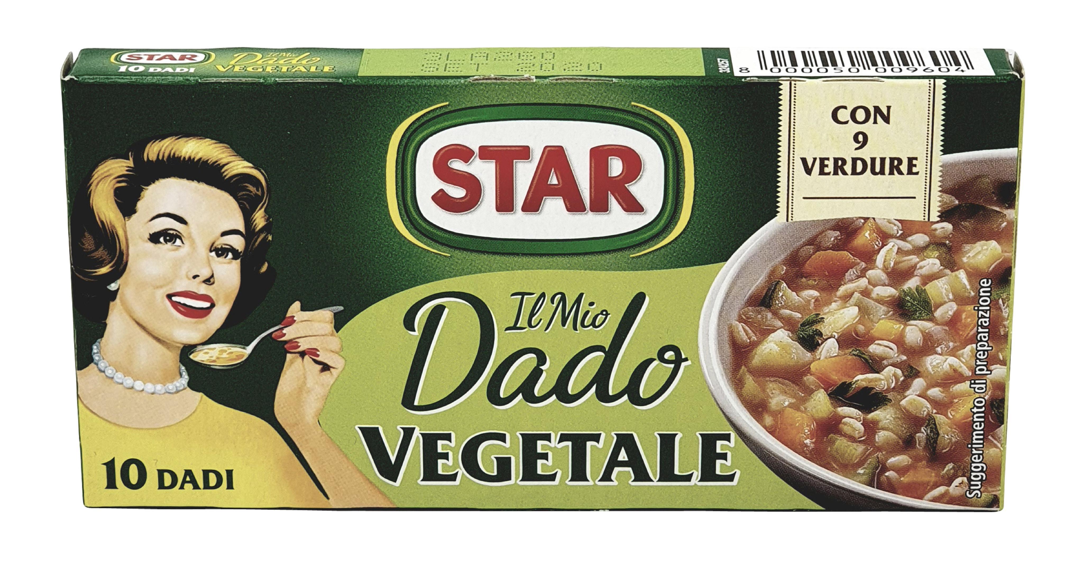 STAR Mio Dado Vegetale