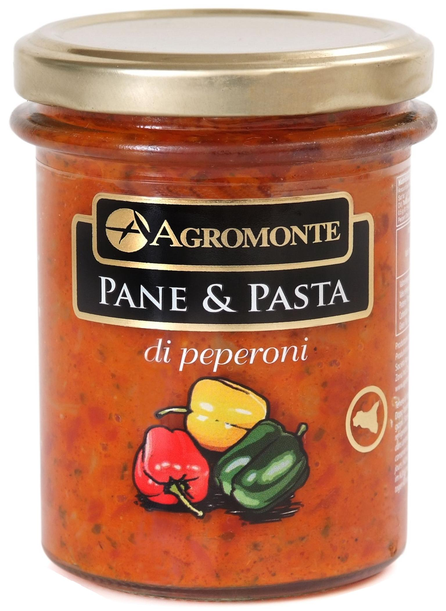 Agromonte Pane & Pasta di Peperoni