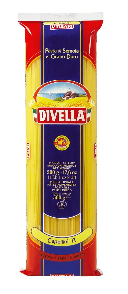 Divella Capellini N°11