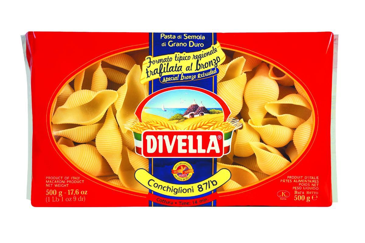 Divella Conchiglioni N°87b