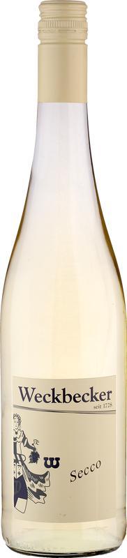 Secco Mosel trocken von Weingut Weckbecker - Weißwein