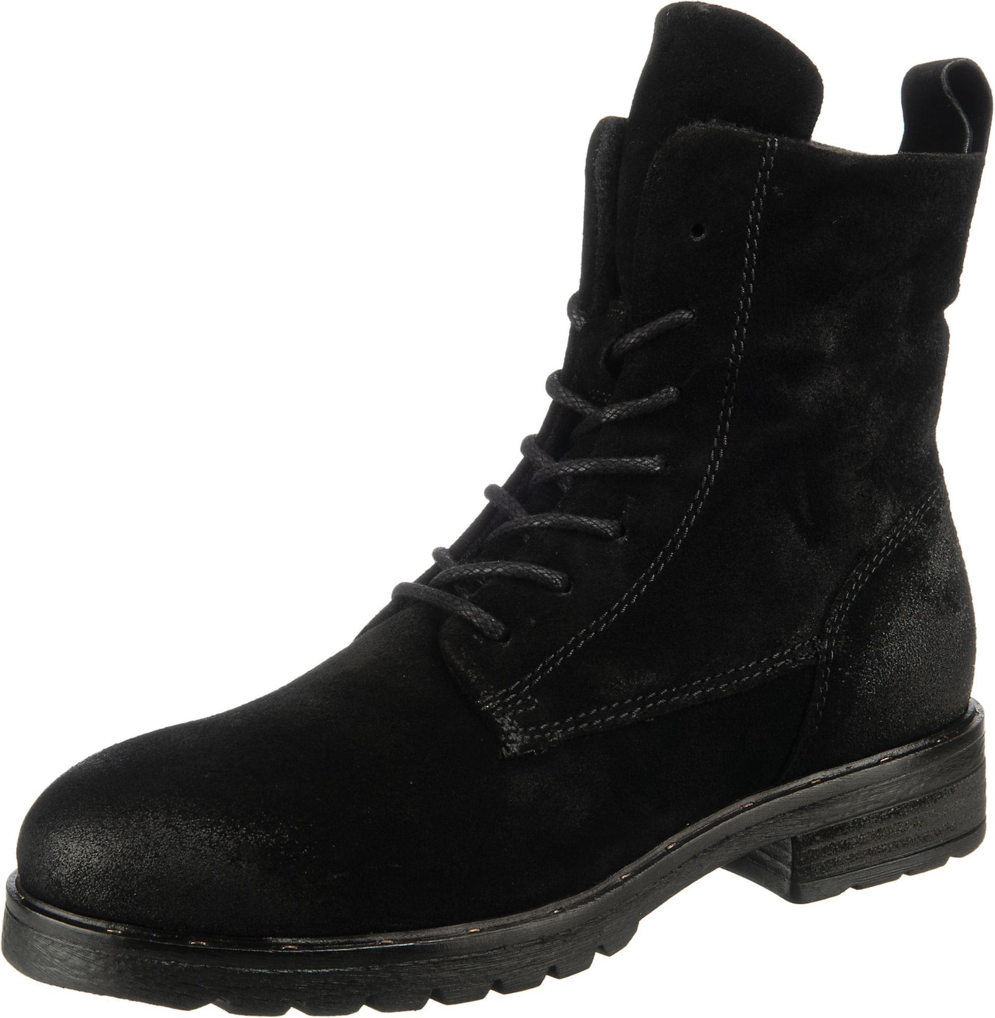 Mirapodo Schuh schwarz