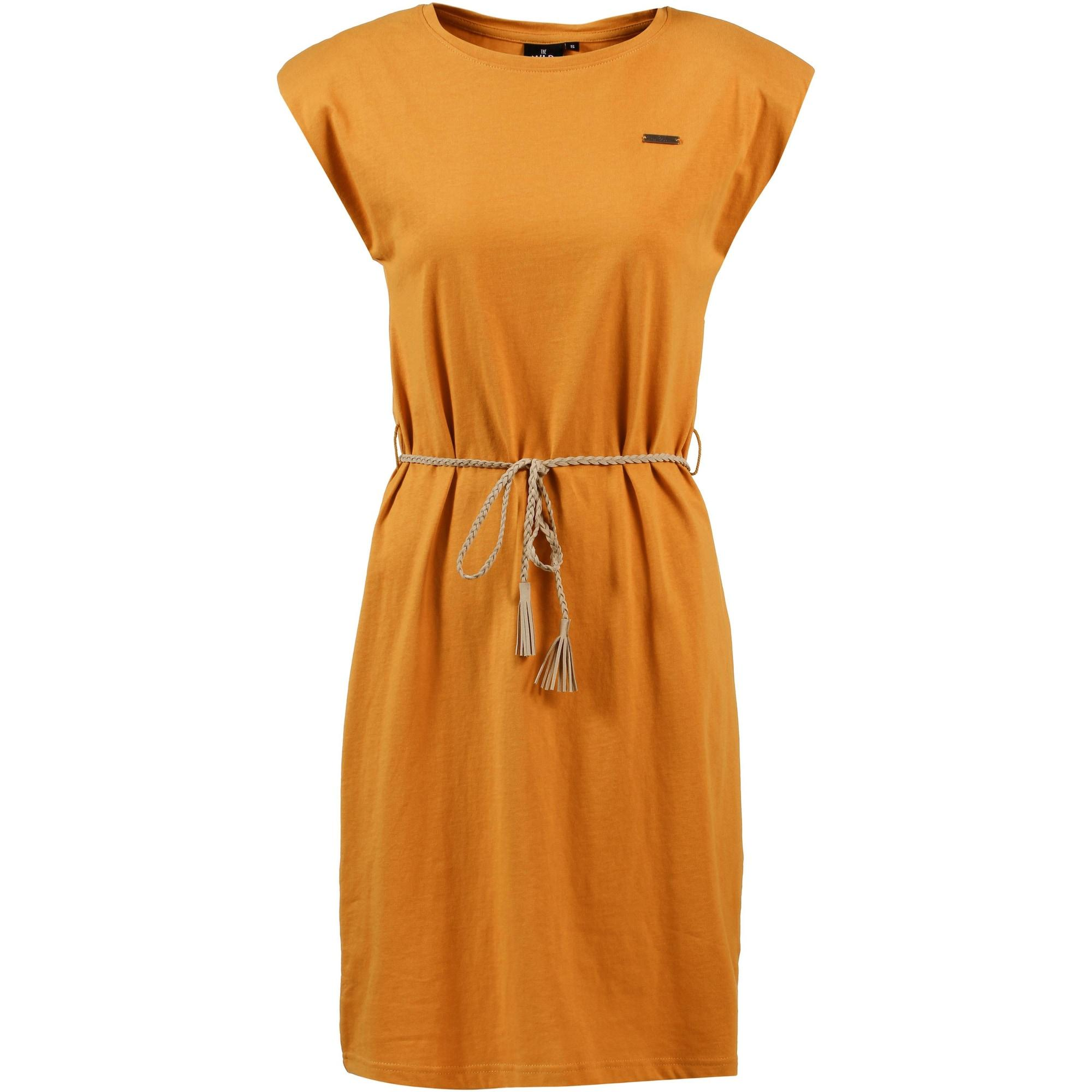WLD Kleid curry
