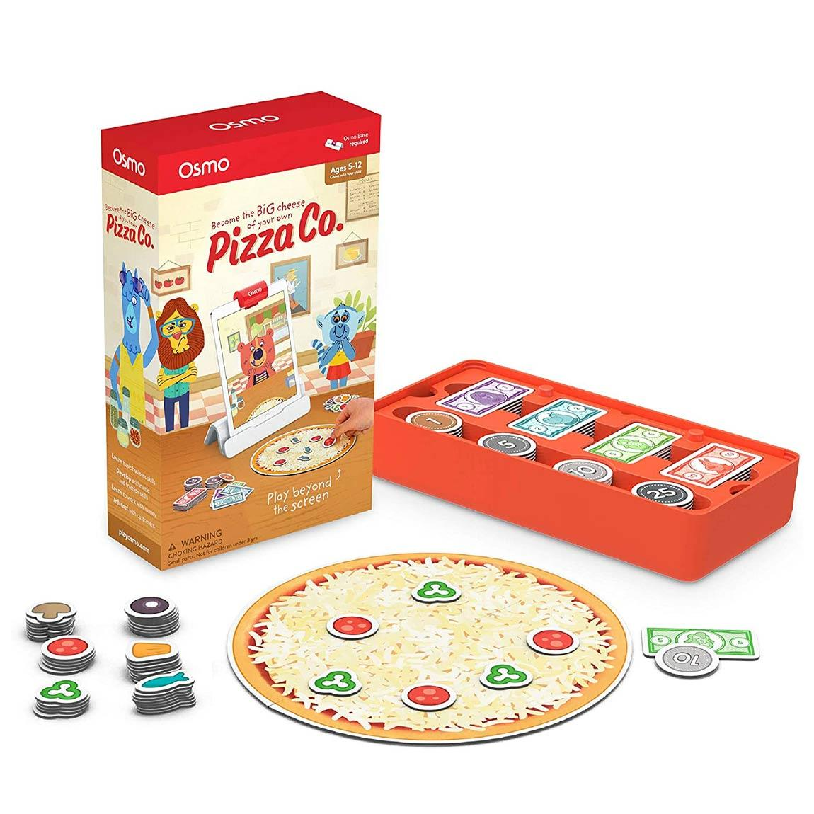 Osmo Pizza Co. Game - Lernspiel - weiss