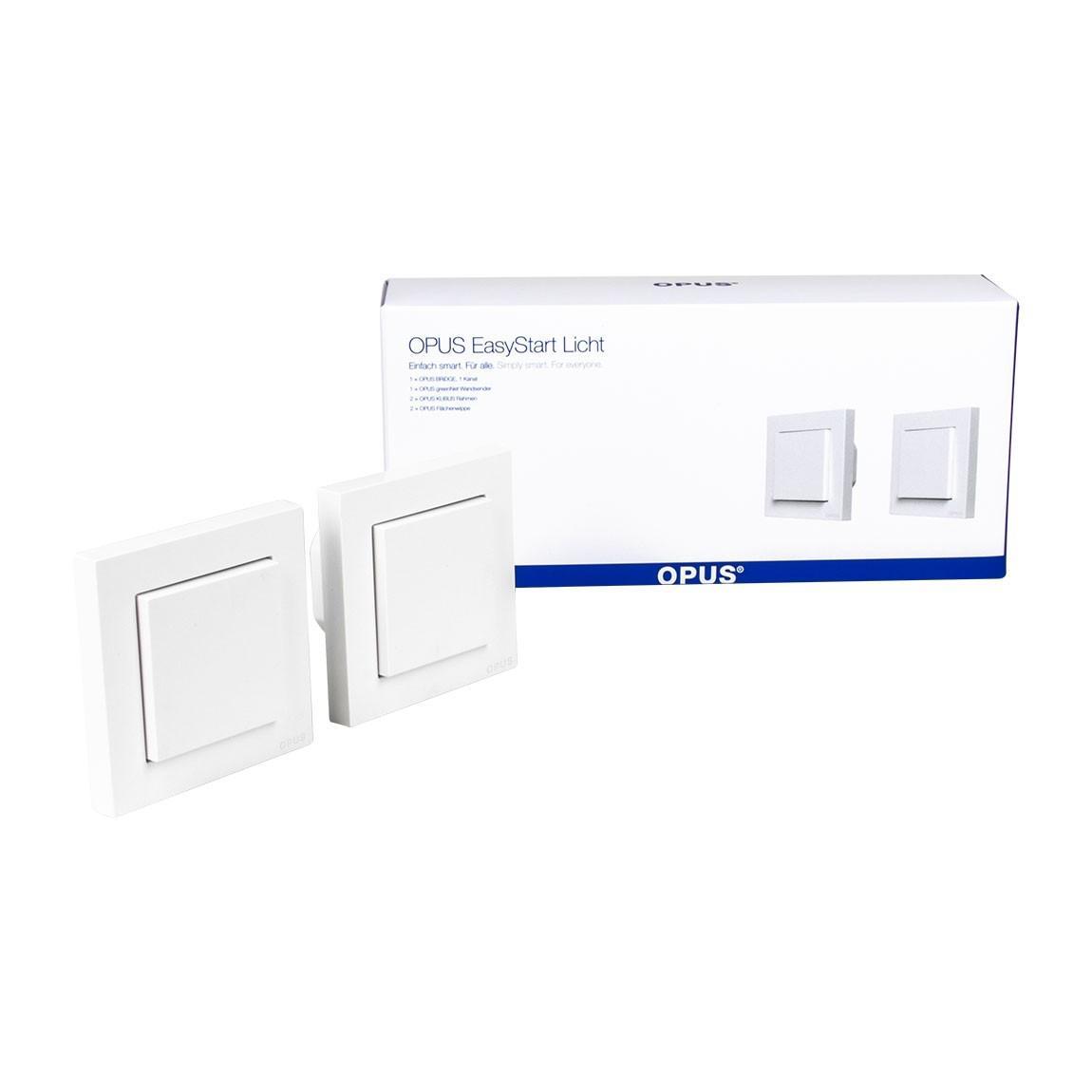 OPUS EasyStart Licht - Weiß
