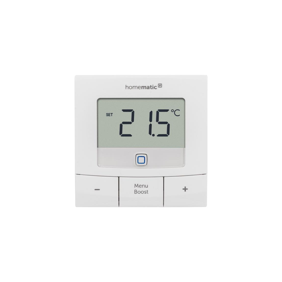 Homematic IP Wandthermostat – basic - Weiß