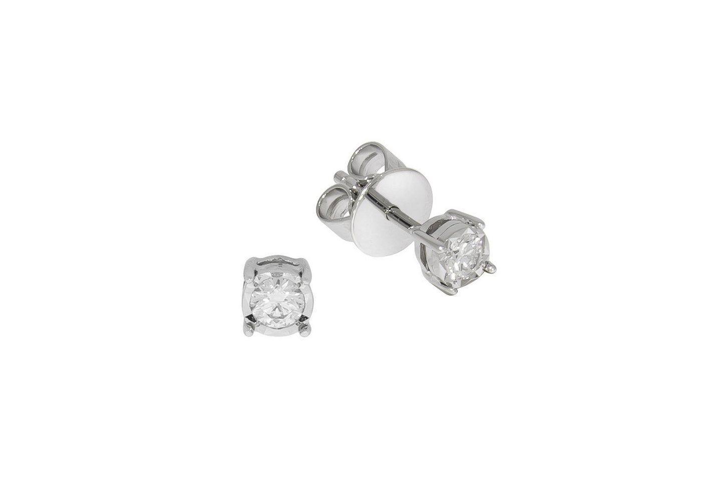 Diamonds by Ellen K. Paar Ohrstecker (2-tlg), Ohrstecker