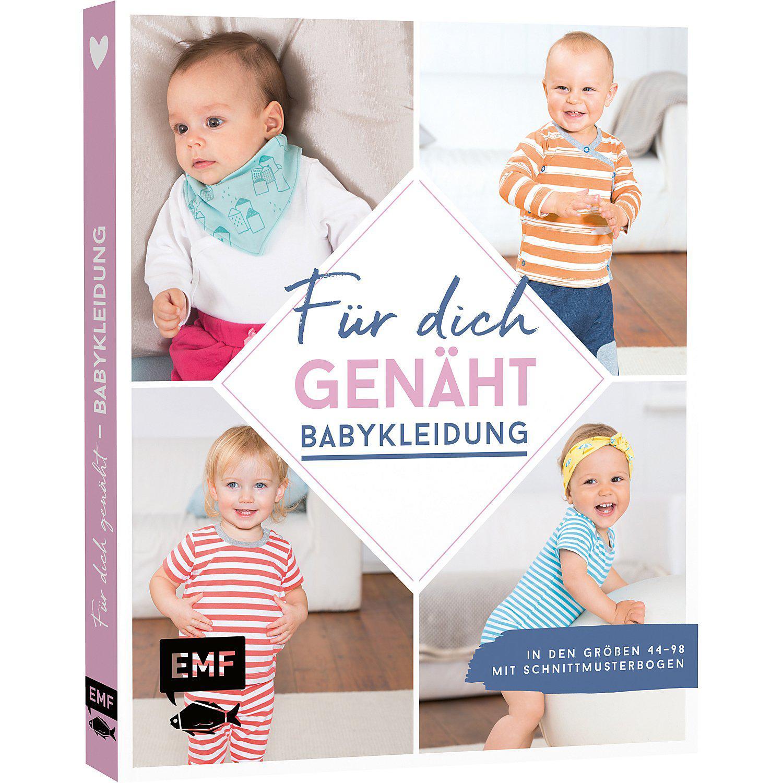 """Buch """"Für dich genäht - Babykleidung"""""""