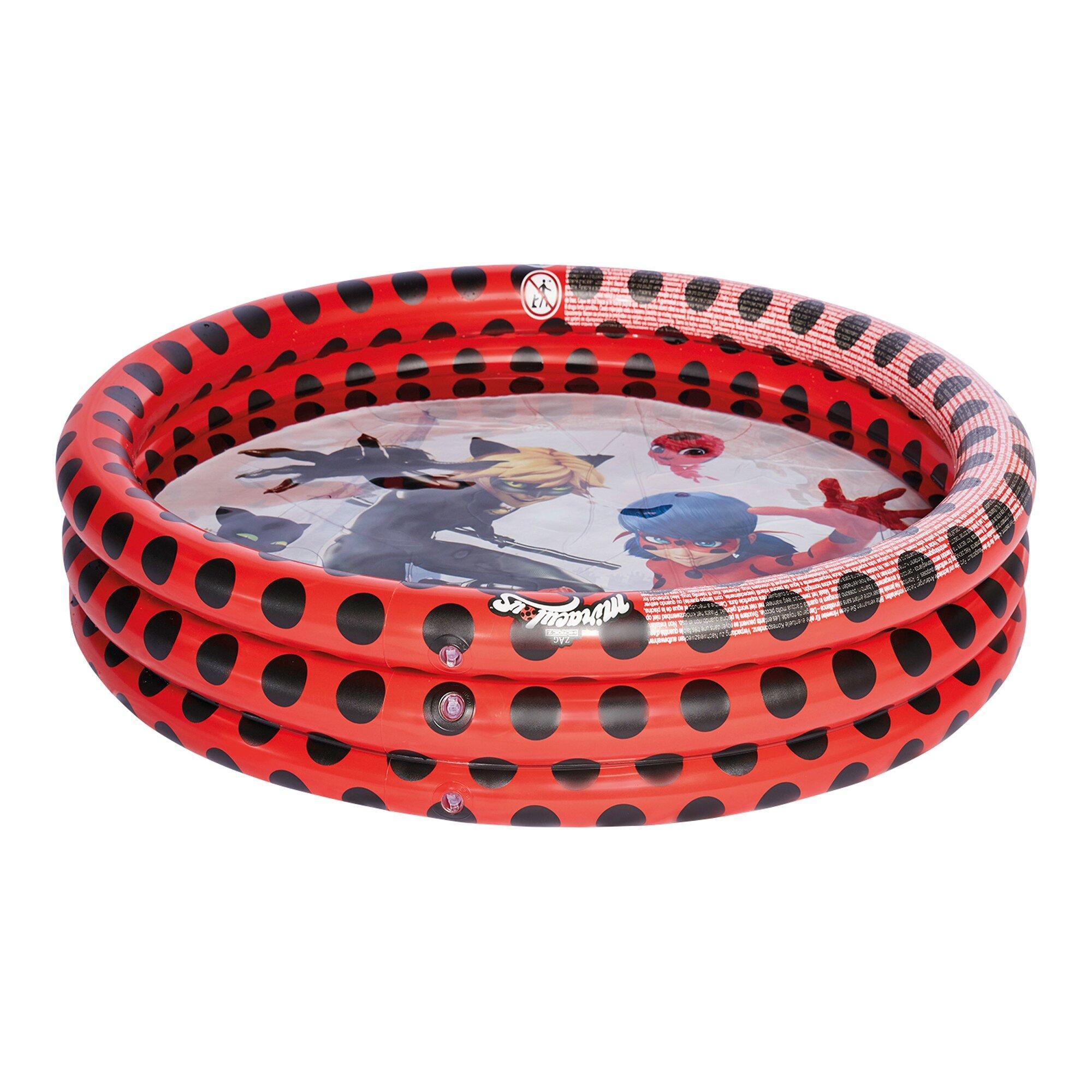 Pool 3-Ring 100x23 cm