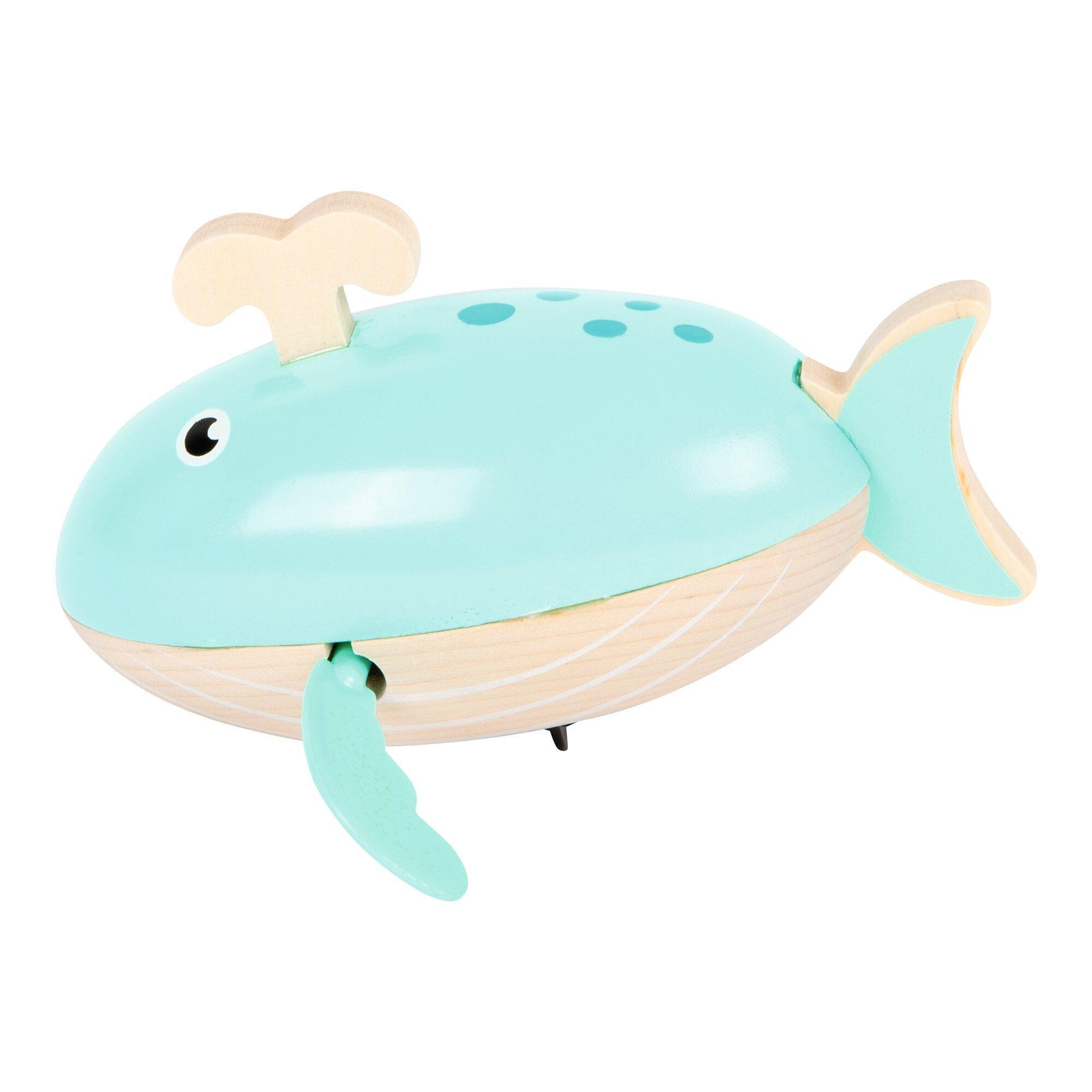 Wasserspielzeug Aufzieh-Wal