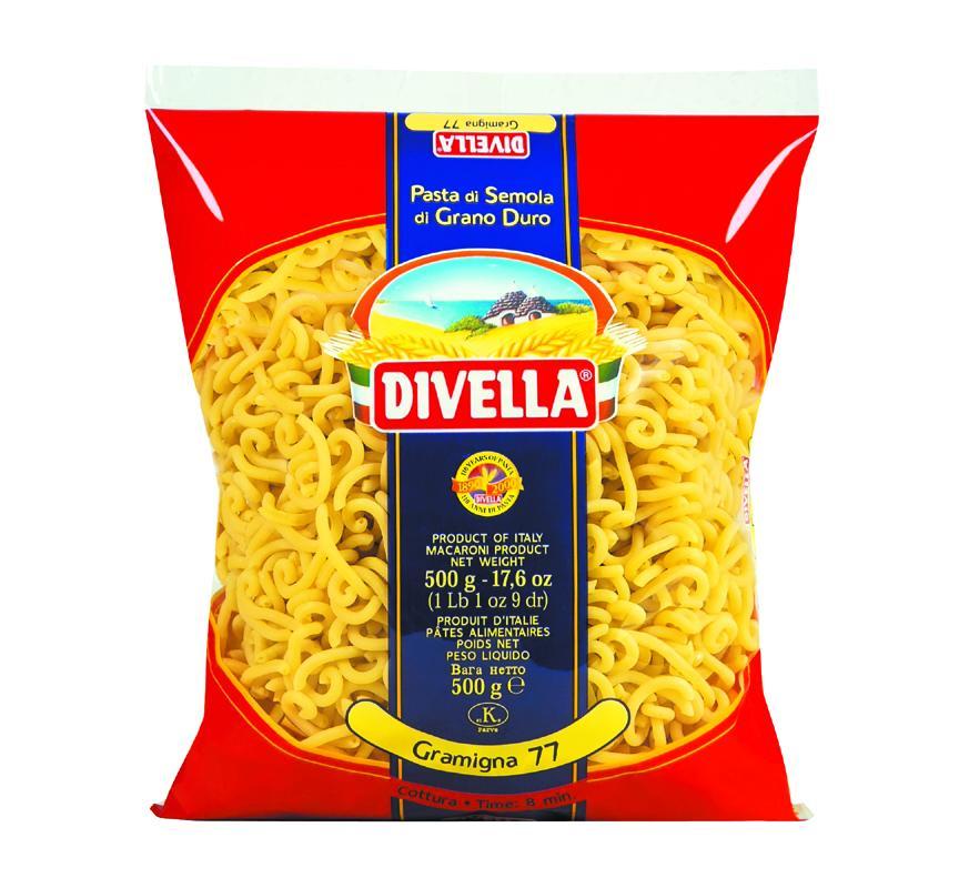 Divella Gramigna N°77