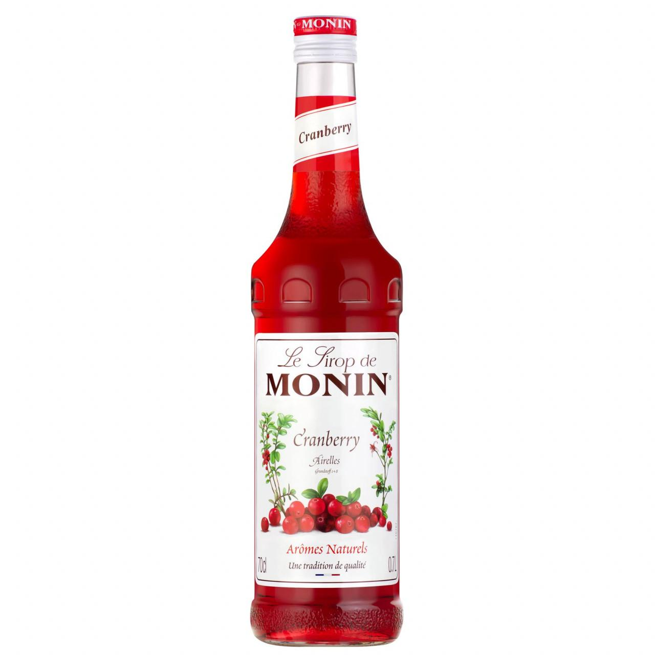 Monin Cranberry 1x 0,7l