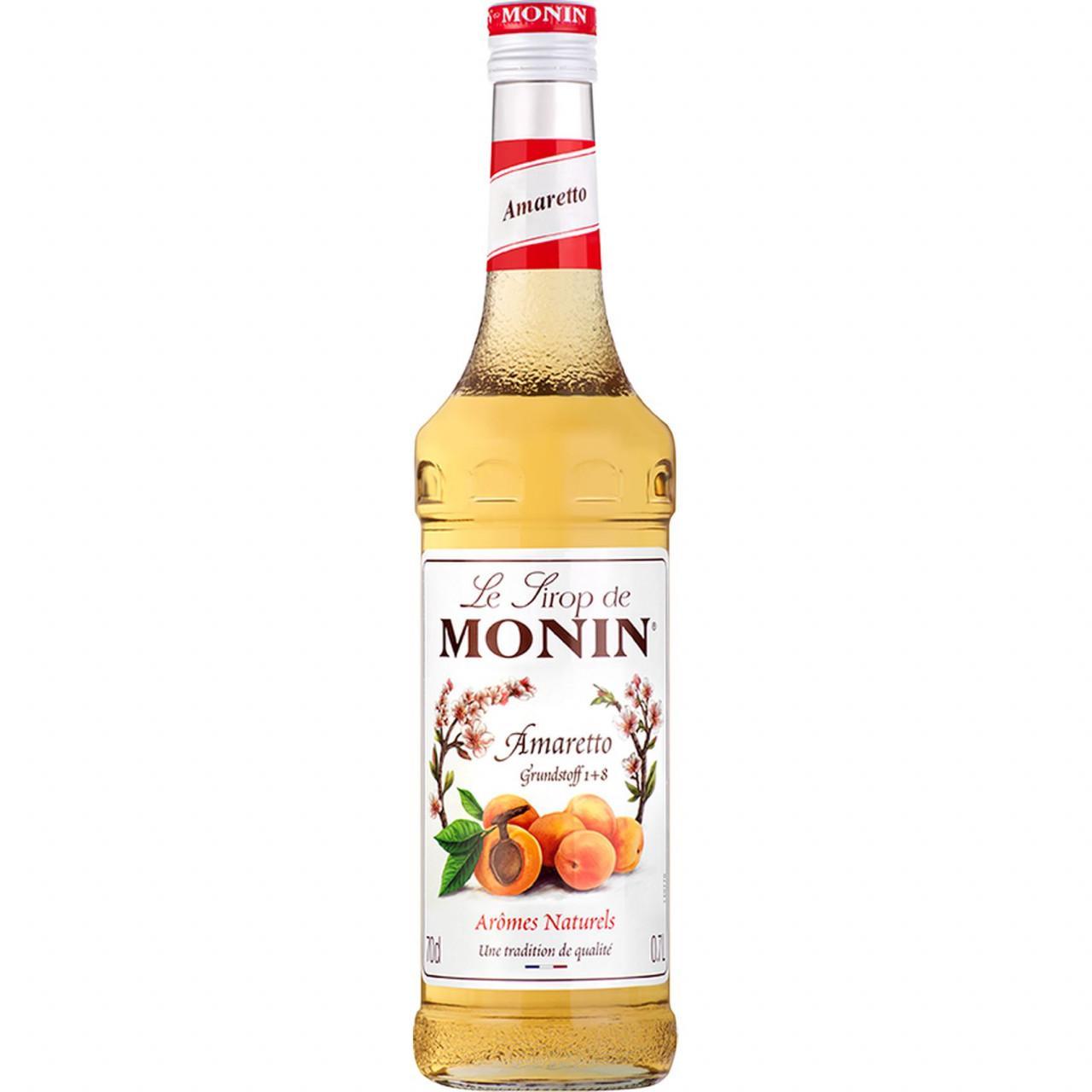 Monin Amarettosirup 1x 0,7l