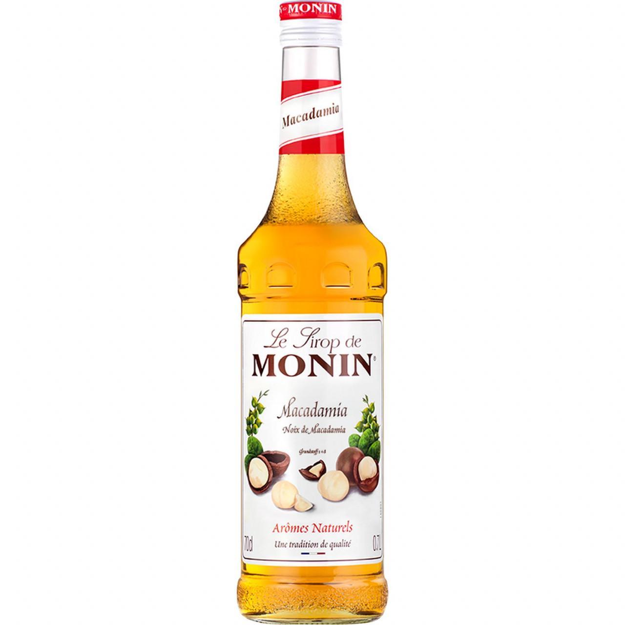 Monin Macadamia Nuss Sirup 1x 0,7l