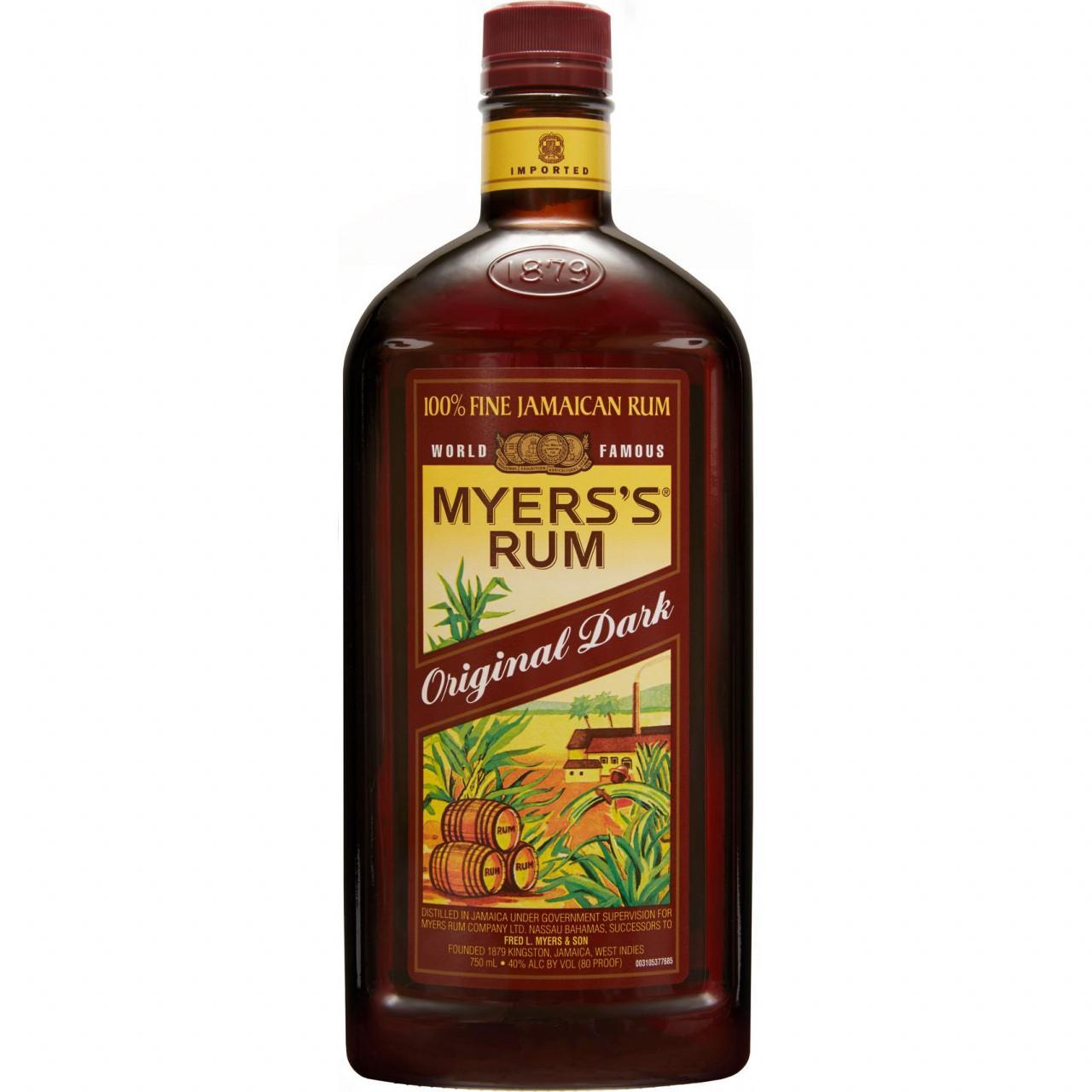 Myers Jamaica Rum 40% 0,7l